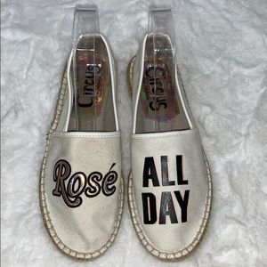 Circus by Sam Edelman Leni rose all day espadrille